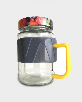 jarry - cool coffee mugs from your old and unused jars