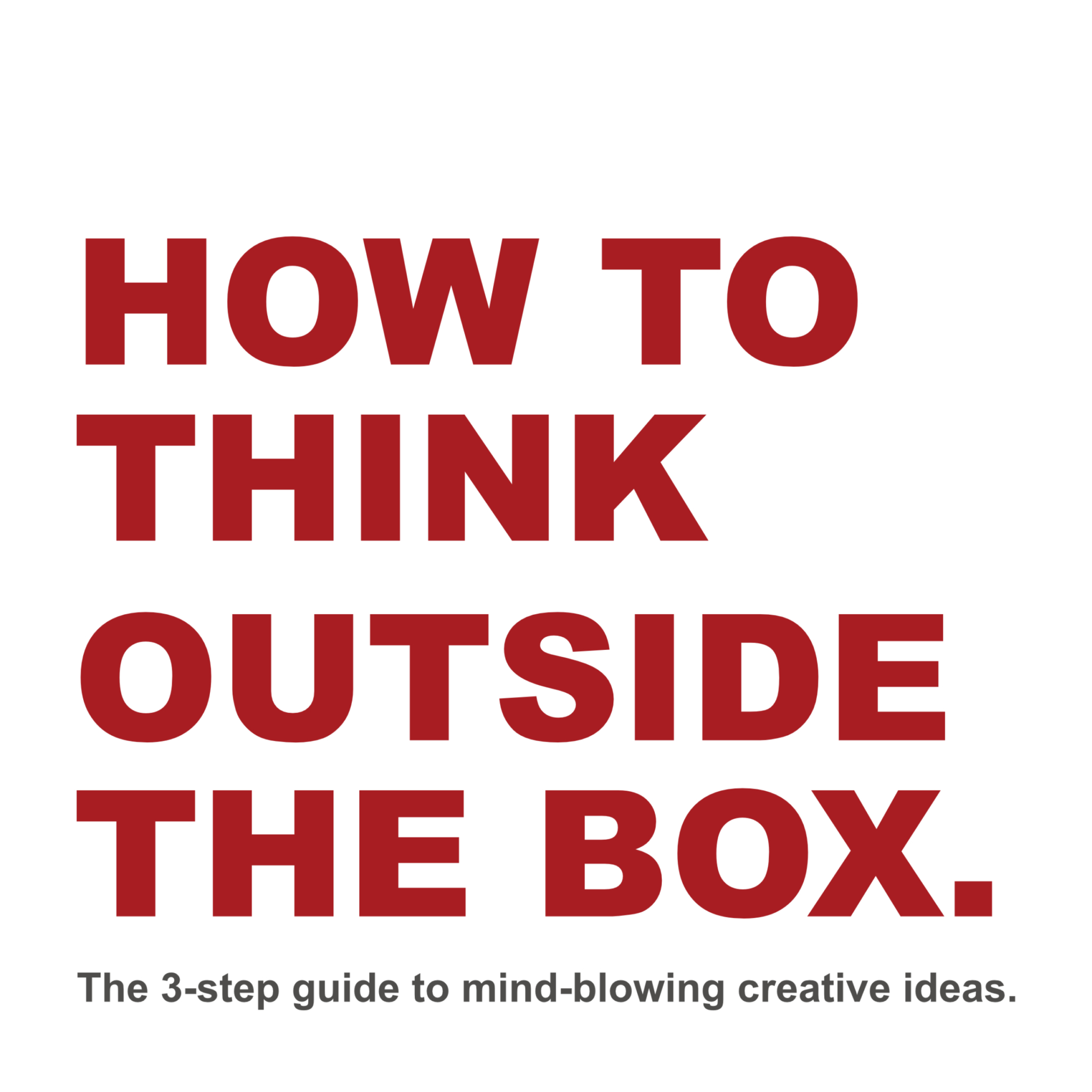 out-of-the-box-thinking