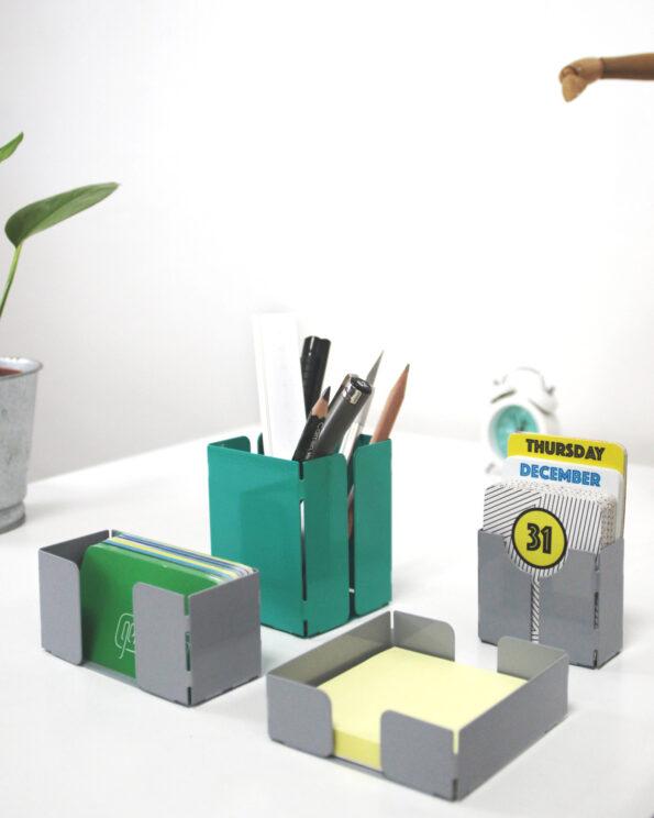 stationary desk organiser